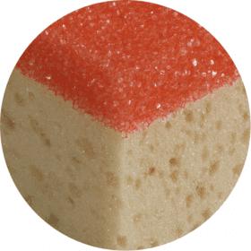 Rubi tweezijdige Rubinet spons, 20906