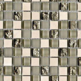L'Antic Colonial Eternity cream 29,7×29,7cm mozaiek