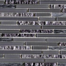 L'Antic Colonial Eternity mini strip grey 29,8×30,5cm mozaiek