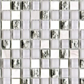 L'Antic Colonial Eternity white 29,7×29,7cm mozaiek