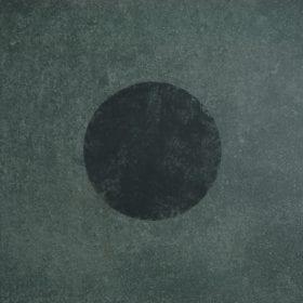 vtwonen Duostone Dot black buitentegel 60x60cm