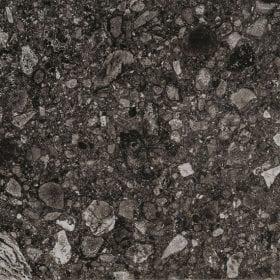 vtwonen Composite black 60x60cm vloertegel