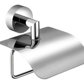 M-Style Forte toiletrolhouder met klep 263651