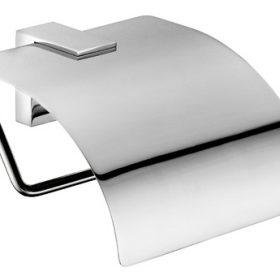 M-Style Calm toiletrolhouder met klep 266051