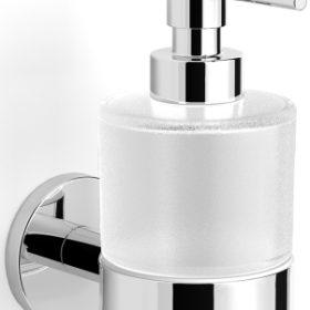 M-Style serie 200 zeepdispenser chroom