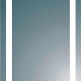 M-Style serie 800 spiegel 60x80cm met verticale verlichting 13644