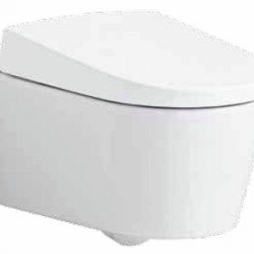 Geberit Aquaclean Sela wandcloset douche wc softclose wit 146140111