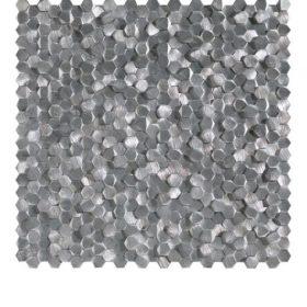 L'Antic Colonial Gravity aluminium 3D hexagon metal 30,7×30,1cm mozaïek 100240897