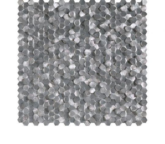Mosaics_Metal_Mosaics_Gravity_Aluminium_3D_Hexagon_Metal_bigs