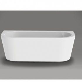 Xenz Charley 180x80cm vrijstaand bad wit