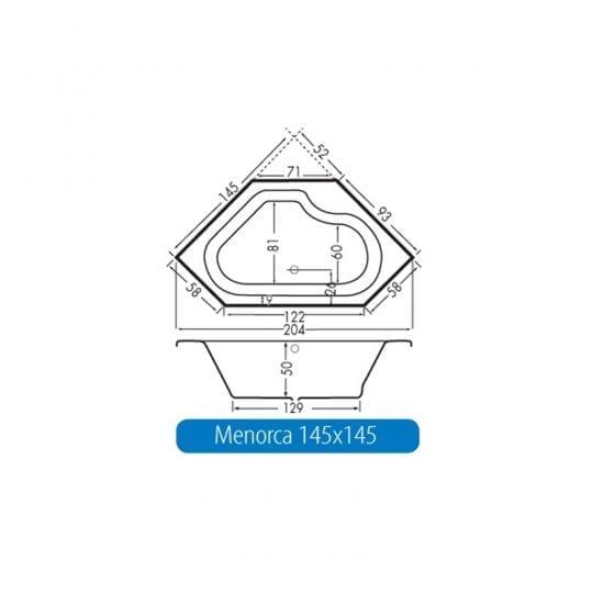 hoekbad-menorca-145x145x50-6862