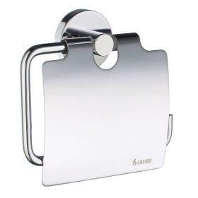 Smedbo Home toiletrolhouder met klep HK3414