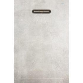 VT Wonen Mold cement 135x90cm keramische douchebak