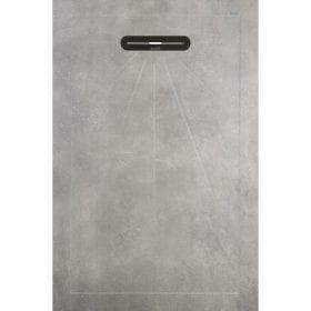 vtwonen Mold grit 135x90cm keramische douchebak