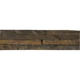 L'Antic colonial Globe brick nepal 10x40cm steenstrips
