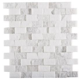 L'Antic colonial Elite bricks whites 29×31,5cm mozaïek