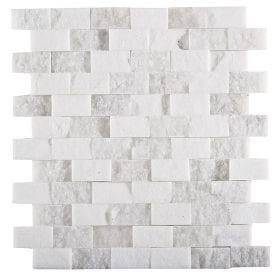 L'Antic colonial Elite bricks whites 29×31,5cm mozaïek