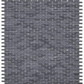 L'Antic colonial Glaze micro brick grey 28,4x30cm mozaïek