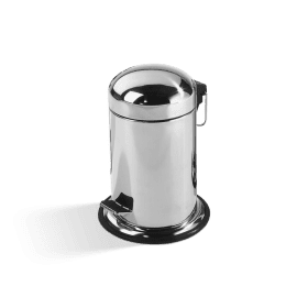 Decor Walther pedaalemmer TE30 gepolijst RVS