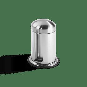 Decor Walther pedaalemmer TE30 geborsteld RVS