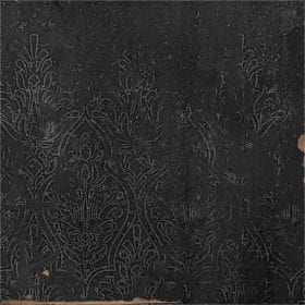 VT Wonen Craft off black glossy decor 12,5×12,5cm wandtegel