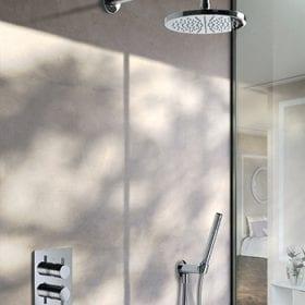Hotbath IBS2ACR complete thermostatische inbouwset chroom