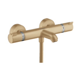 Hansgrohe Ecostat Comfort, badthermostaat finish plus brushed bronze 13114140