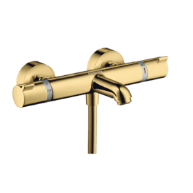 Hansgrohe Ecostat Comfort, badthermostaat finish plus Polished Gold-Optic 13114990