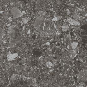 vtwonen Composite black 15x60cm vloertegel