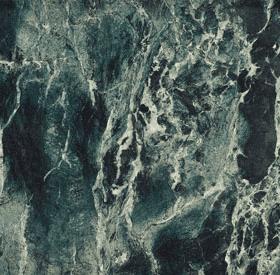 vtwonen Classic intens green dark glans 74x148cm vloertegel