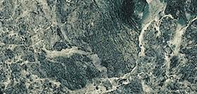 vtwonen Classic intens green dark glans 7,3x30cm vloertegel