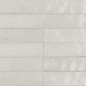 Piet Boon Glaze Tile white 6x24cm wand- en vloertegel