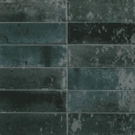 Piet Boon Glaze Tile blue 6x24cm wand- en vloertegel
